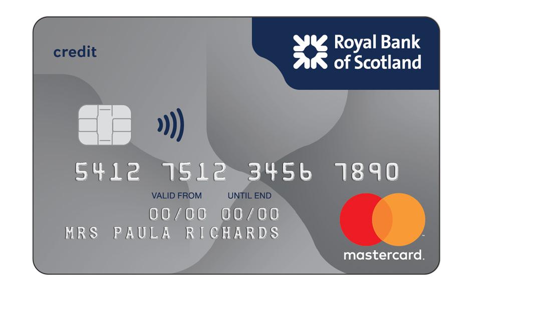 The Royal Bank Credit Card | Royal Bank of Scotland
